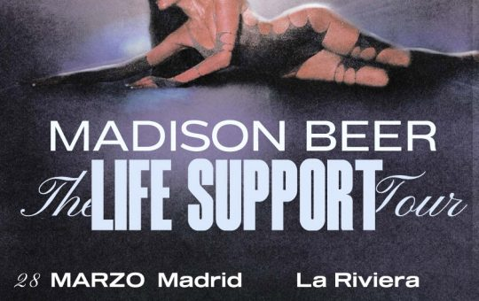 Madison Beer - The Life Support Tour - España