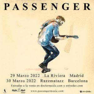 Passenger España 2022