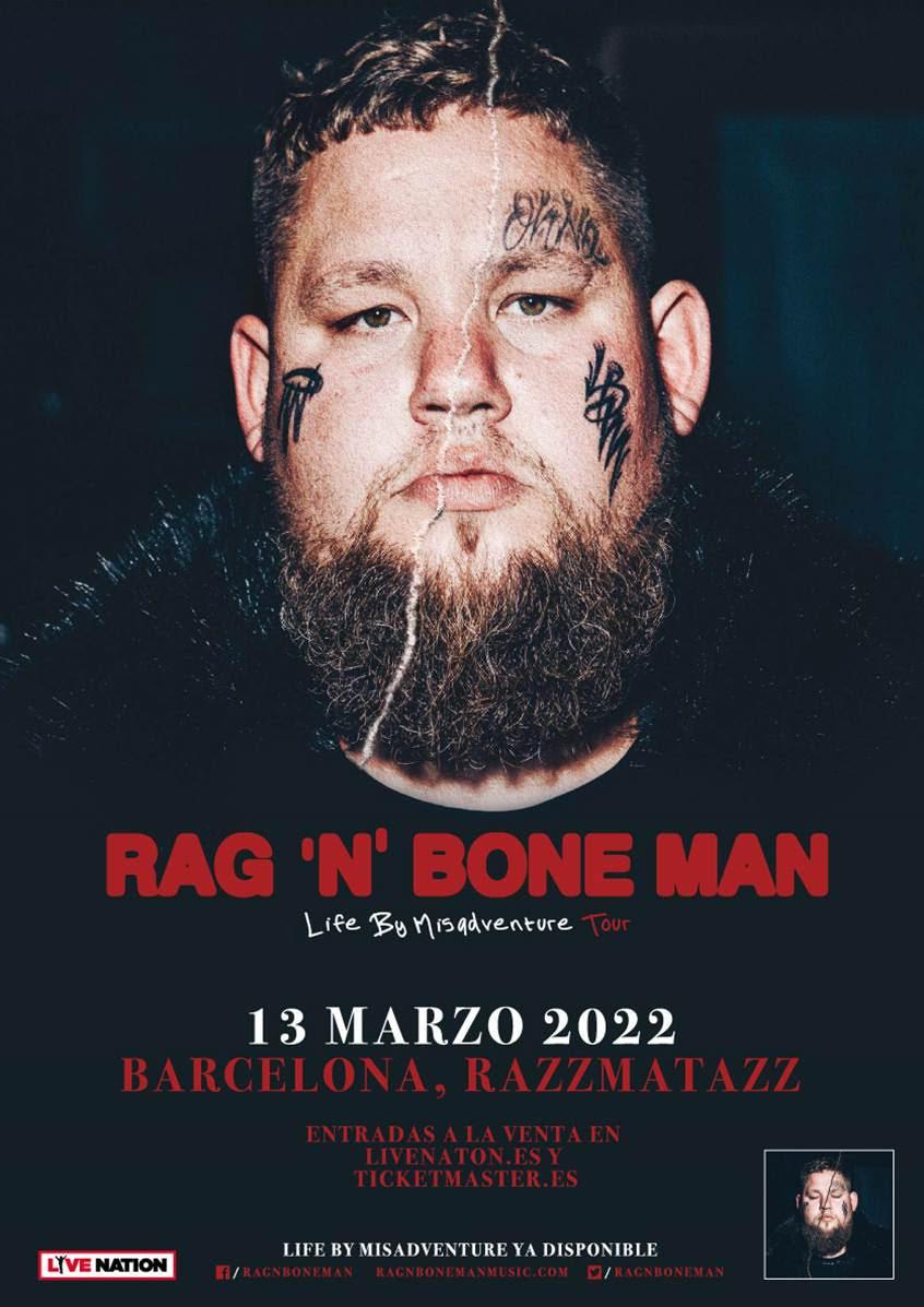Rag'N'Bone Man - Barcelona 2022