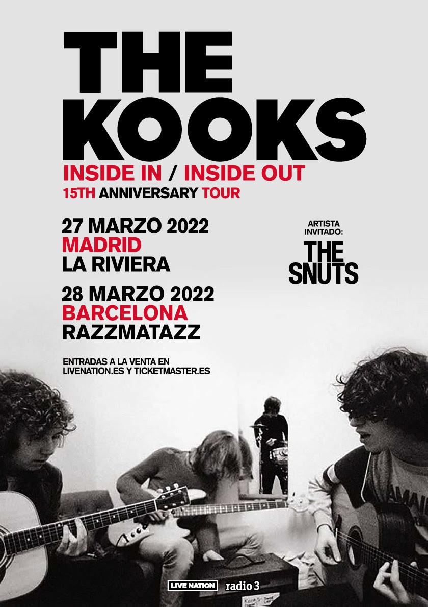 The Kooks España 2022