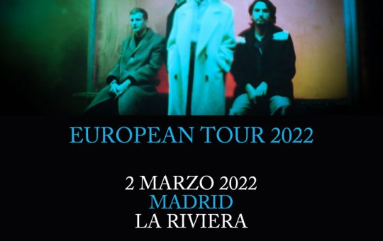 Wolf Alice España 2022