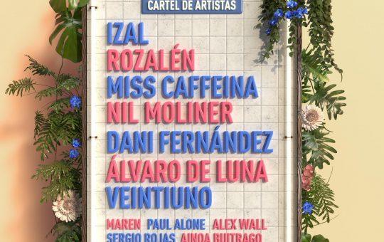 Jardín de las Delicias 2021 - Miss Caffeina, Rozalén