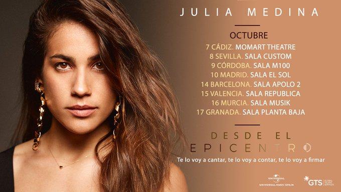 Julia Medina - Desde el Epicentro