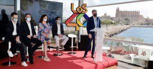 LOS40 Music Awards 2021 - Islas Baleares - Rueda de Prensa
