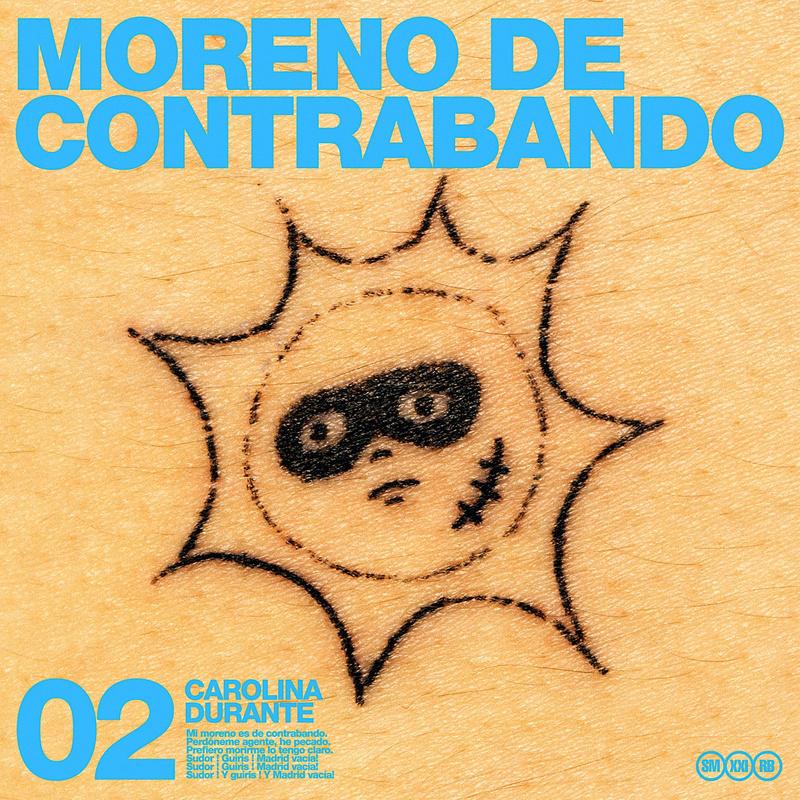 Moreno de contrabando - Carolina Durante