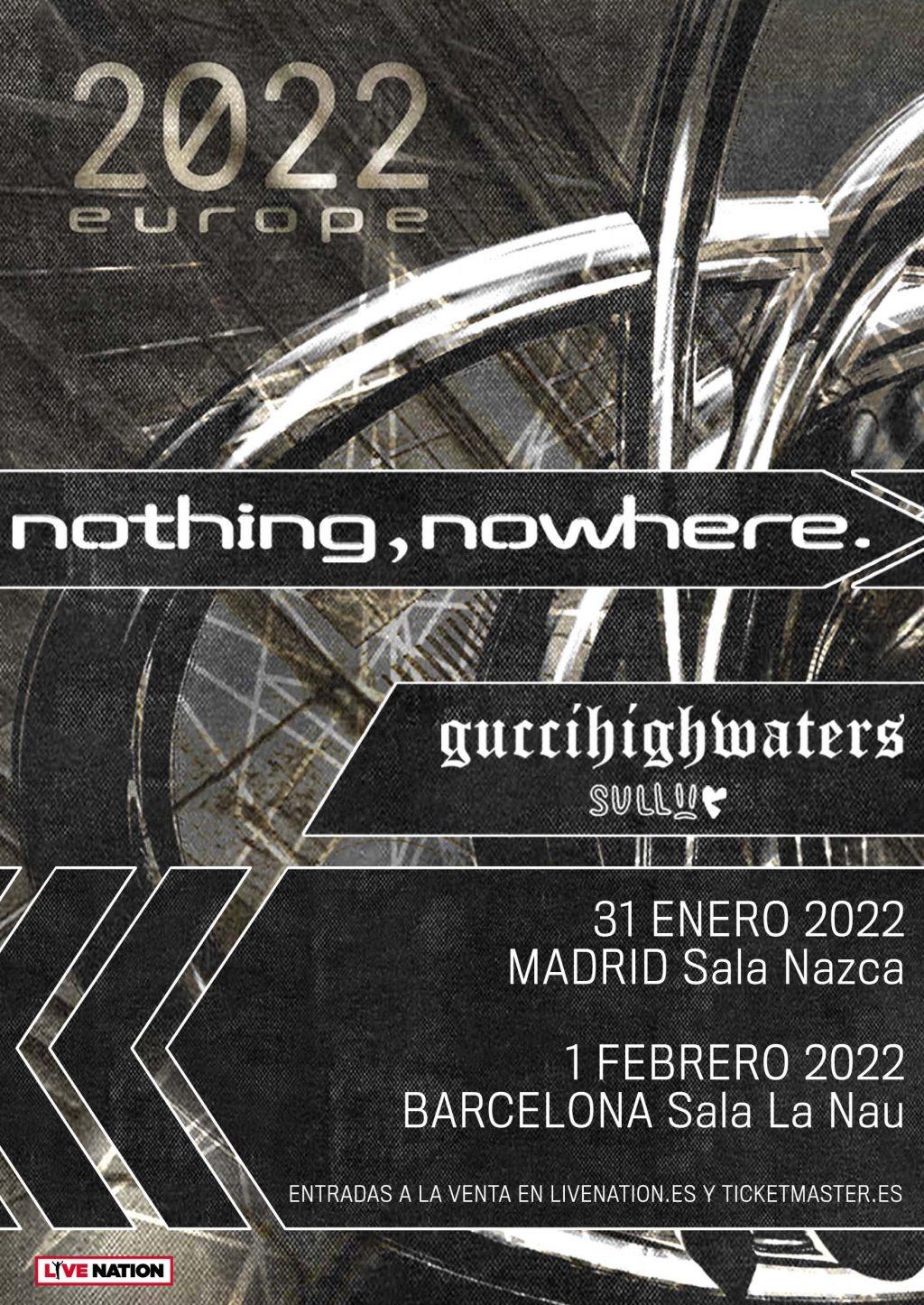 nothing nowhere españa 2022
