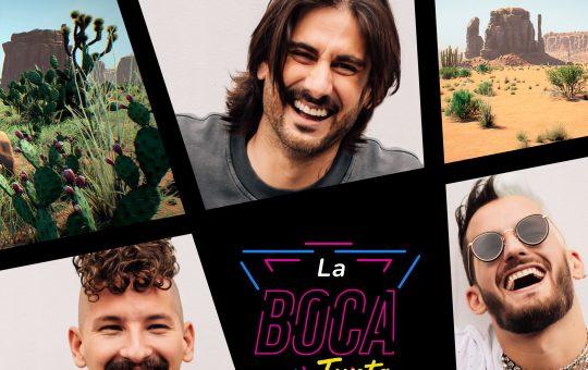 La Boca Junta - Melendi, Mau y Ricky
