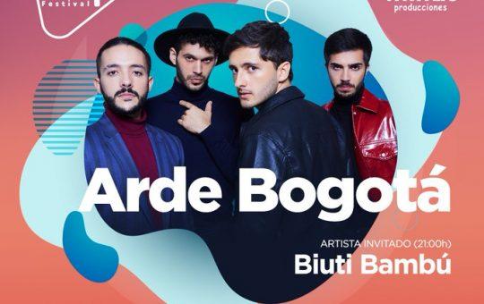 Arde Bogotá - Push Play Festival