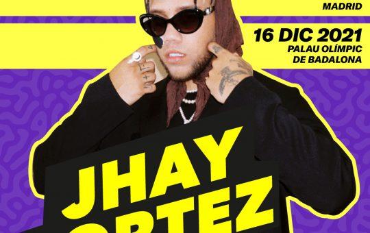 Jhay Cortez - España 2021