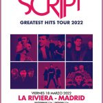 The Script - Madrid - The Greatest Hits Tour