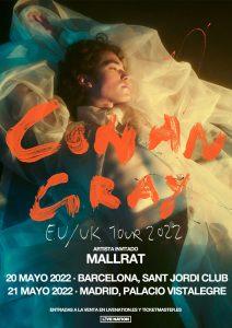 Conan Gray - España 2022