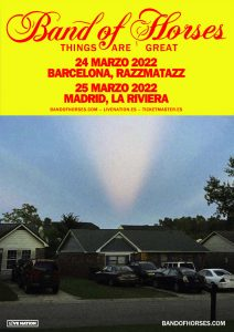 Band of Horses - España 2022