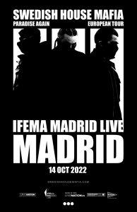 Swedish House Mafia - España 2022