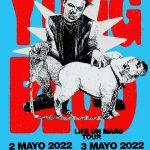 YUNGBLUD añade concierto en Madrid con su Live On Mars Tour
