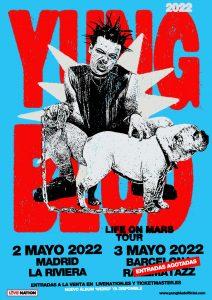 Yungblud - España 2022
